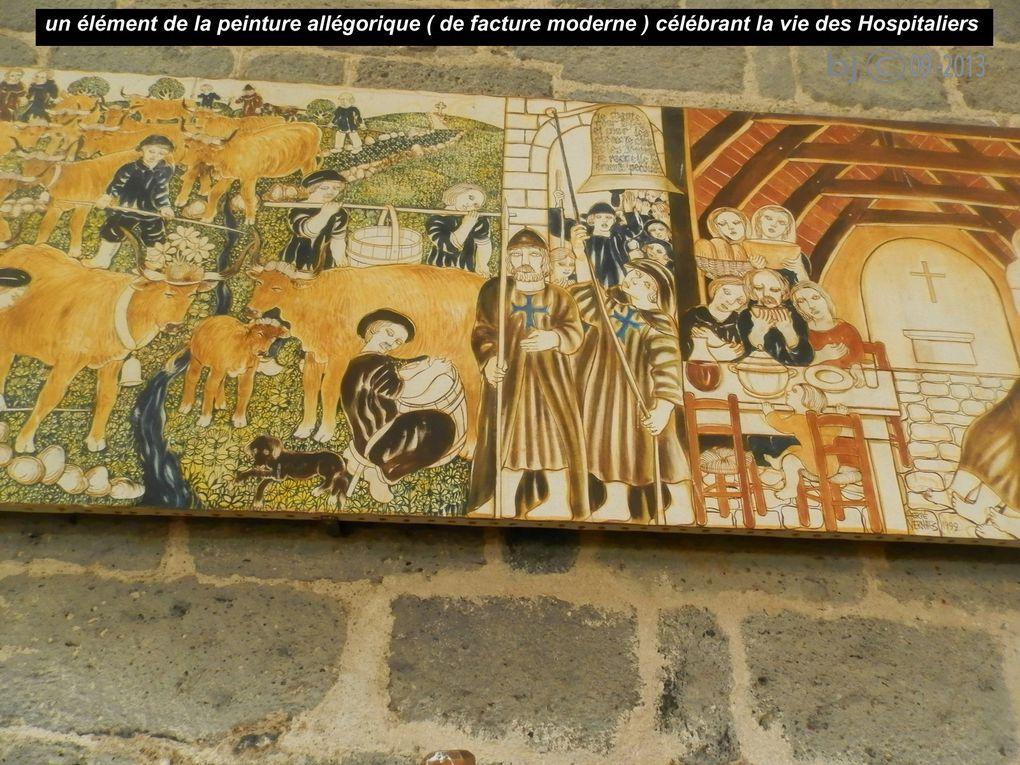 AUBRAC - Ancienne DOMERIE HOSPITALIERE - Aveyron