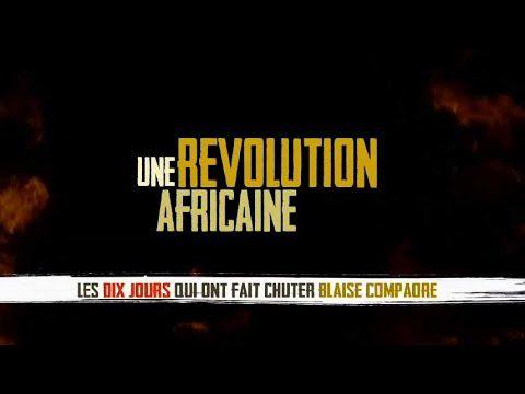 """Projection """"Une révolution Africaine"""""""