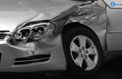 How to check if the used car had any accident categories?
