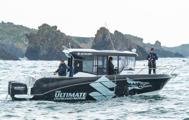 Suzuki powers the 2019 Beneteau Barracuda Tour