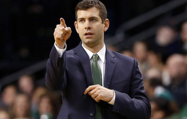 All Star Game : Brad Stevens coachera l'équipe de l'Est