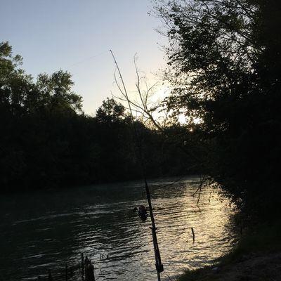 Belle vue du matin