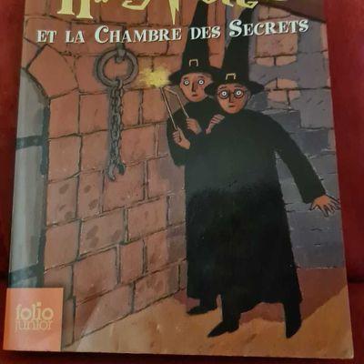 Harry Potter - Tome 2: et la chambre des secrets