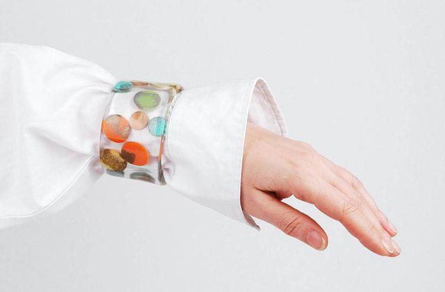Tipp für Kunstharz-Einbettungen mit Schwebe-Effekt