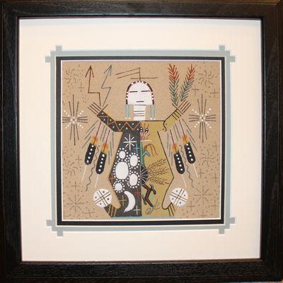 Navajos encore... Terre-Mère et Père-Ciel