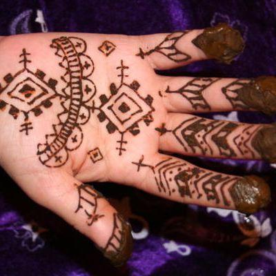 Modèle 23 (Zahra: Traditionnel Sud Marocain)