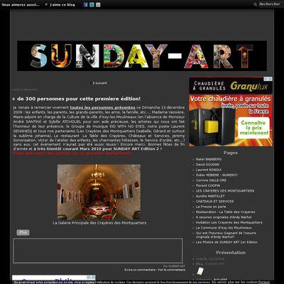 SUNDAY ART