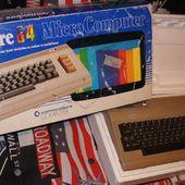 [VDS] COMMODORE C64 en boite