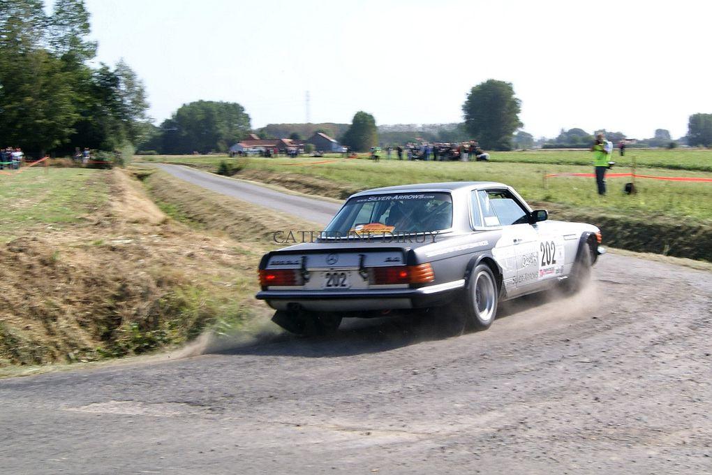 Rallye du Béthunois 2012  qui compte pour la coupe de France des RALLYES . et pour la coupe de France des Rallyes V.H.C