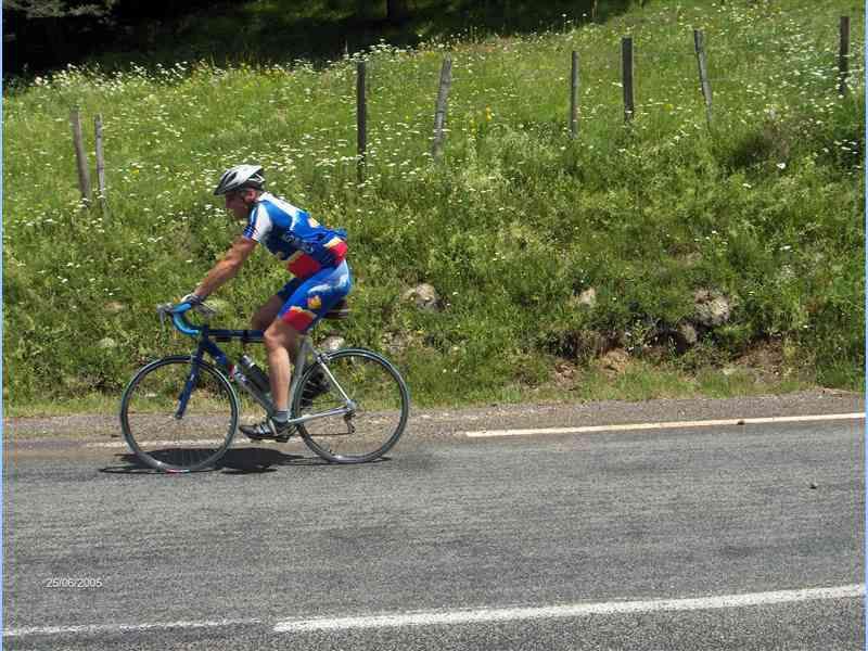 2005 - Séjour en Auvergne