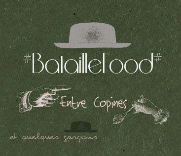 Bilan Bataille Food #47 - Sandwichs du monde - Marraine ou parrain en Septembre?...