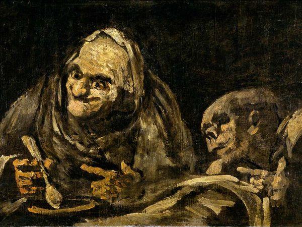Les peintures noires de Goya - Musée du Prado - Madrid - Visite de décembre 2017