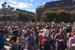 気候のための行進  Marche pour le climat
