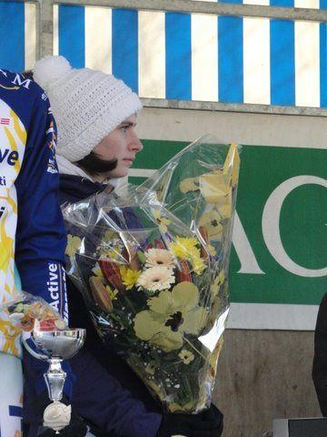 Photos de la remise des prix pour le cyclo Cross de Gréoux les bains editions 2011