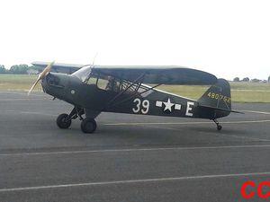Le plus connut et le plus populaire des L-Birds est le Piper L-4 version militaire du Piper Cub.