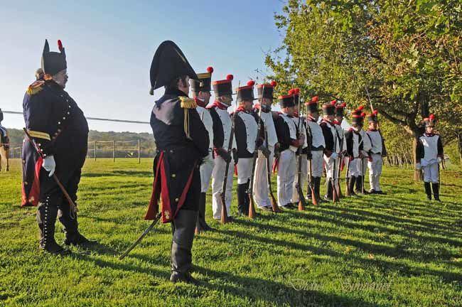 Séance d'instruction des Grognards de la Marne le samedi 27 octobre 2012.