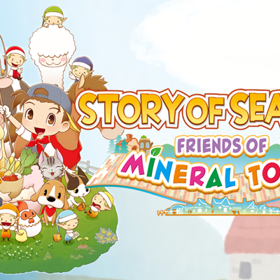 [ACTUALITE] STORY OF SEASONS : Friends of Mineral Town - Maintenant disponible sur PlayStation 4 et Xbox One
