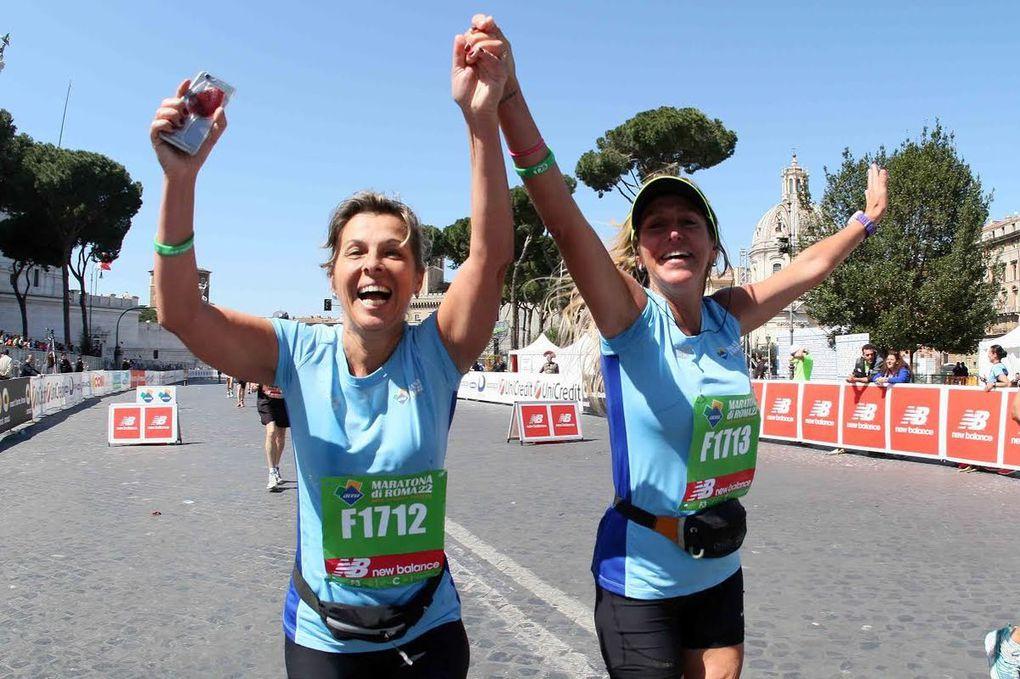 Acea Maratona di Roma 2016 (22^ ed.). Quinto successo per Alex Zanardi con crono da record. La vittoria al kenyano Kipruno e all'etiope Tusa. In oltre 14.000 allo start