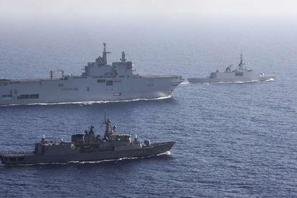 Tensions en Méditerranée : la France au secours de la Grèce face à la Turquie!