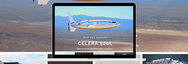 RED Aircraft GmbH: The Power behind the Celera 500L, Otto Aviation's Secret Bullet Plane