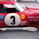 CHEVROLET CORVETTE LE MANS 1968 QUARTZO 1/43 - car-collector