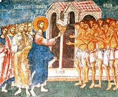 Homélie du 13ème dimanche après la Pentecôte: Les dix lépreux (2018)