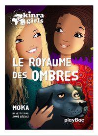 Club-lecture : Le royaume des ombres, de Moka, par Amélia