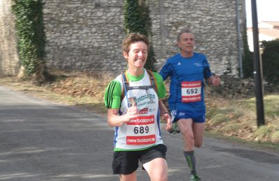 COURIR A ST VICTOR