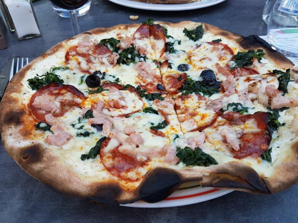 Soirée Pizza et bien sûr : apéro.....