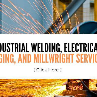 Industrial Welding and Millwright Services