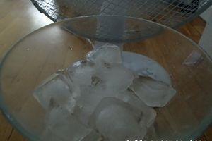 idée fraîcheur n°2  le ventilo glacé