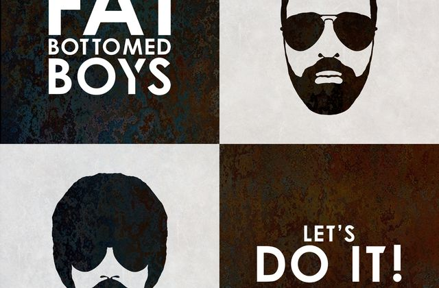 Sortie de « Let's Do It! », premier album de Fat Bottomed Boys °Via ZIKEO°