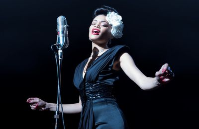 BILLIE HOLIDAY, UNE AFFAIRE D'ETAT - Andra Day, Golden Globe de la meilleure actrice