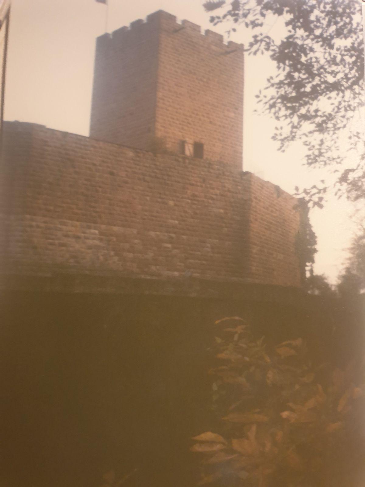 Castillo de Frankestein