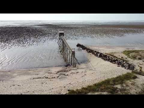 La boue du bout de la baie