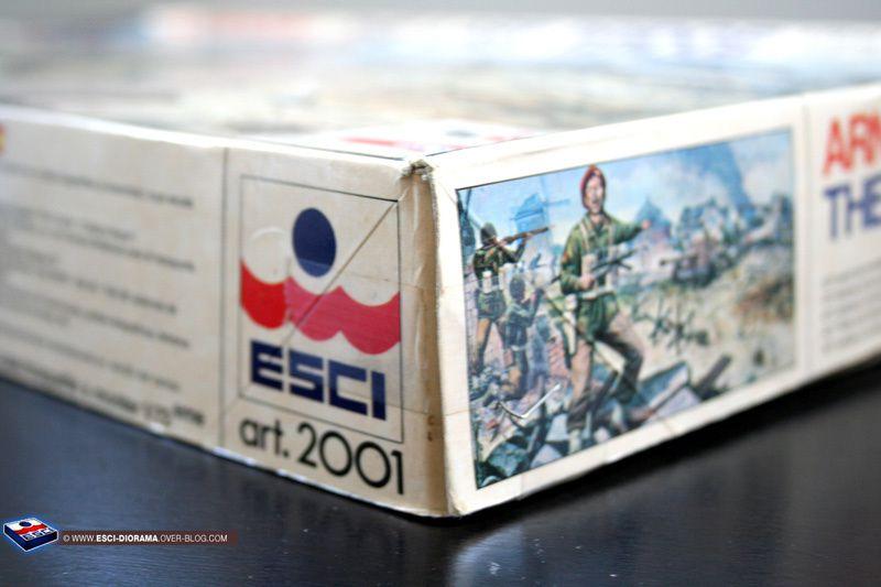 Album - esci 2001 - Arnhem, The last Bridge