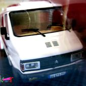 FASCICULE N°12 CITROEN C35 NOTIN CAMPING CARS HACHETTE 1/43 - car-collector.net