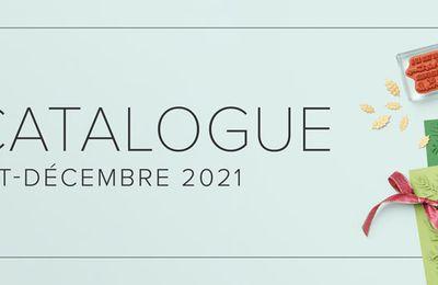 Le Catalogue Mini Catalogue Juillet-Décembre 2021 arrive : Demandez le vôtre