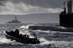 UK forces put to the test in largest European exercise