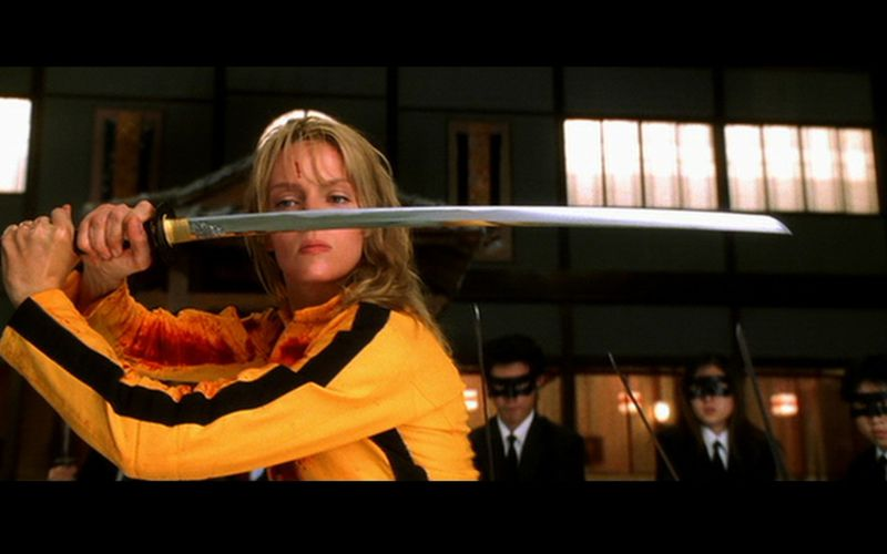 [critique] Kill Bill volume 1 : odyssée sanglante