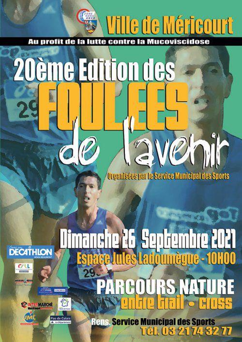 Méricourt : les foulées de l'avenir auront lieu le dimanche 26 septembre 2021