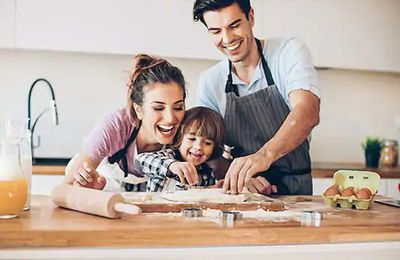 How to make your child habitual of doing household chores?