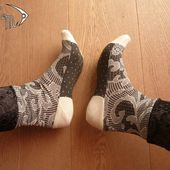 Mes petites chaussettes - Etoffe Malicieuse