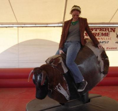 Why Is Everyone Excited to Try a Mechanical Bull Ride