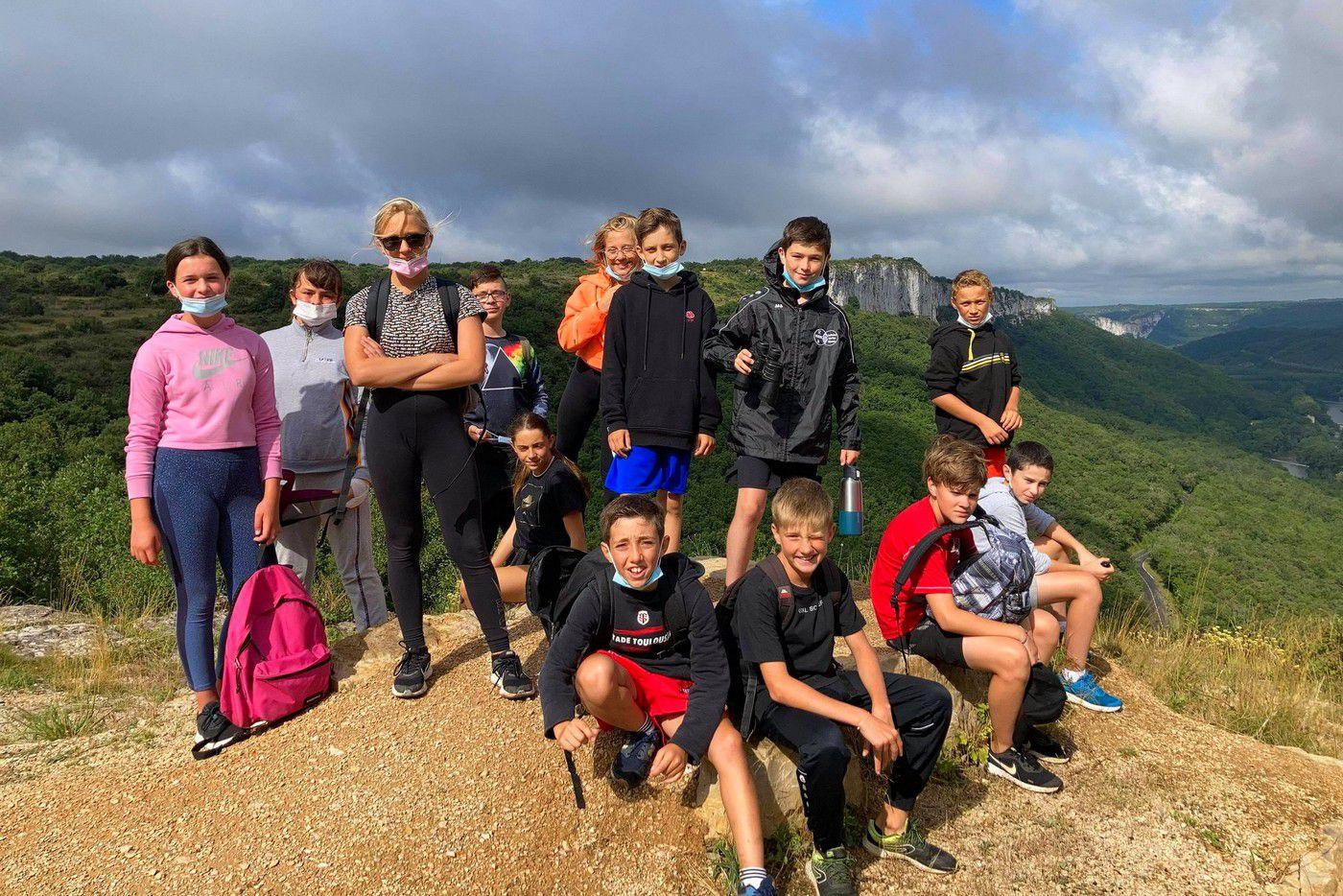 Camp St-Antonin 2021 : Mardi 13 juillet