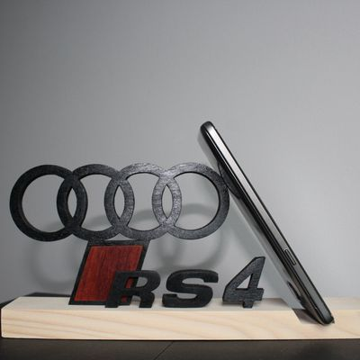 SUPPORT iPhone AUDI RS 4