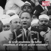 """Martin Luther King et son discours """"I have a dream"""""""