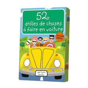 Jouer et découvrir#22 - En voiture! Jeux pour une route sereine!