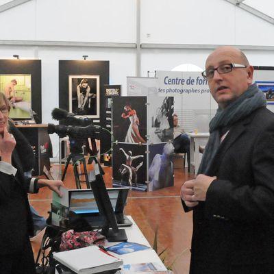 NAVARRENX : MAITRE OLIVIER, STAR DE LA PHOTO