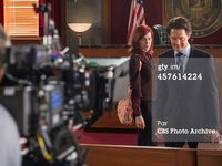 Carrie Preston dans 'The Good Wife'